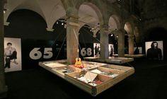 Exposición Serrat - 50 años de música - Fotos: Joan Baeza