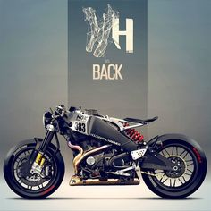 Buell XB12 R Design By: @holographic_hammer #Motorcycledreams #Caferacer #Buell #buellxb #holographichammer by motorcycledreams http://overboldmotor.co