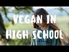 WHAT A VEGAN HIGHSCHOOLER EATS IN A DAY! Healthy+plant-based - YouTube