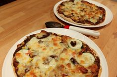 BBQ Black Bean Pizza - Skamp's Kitchen