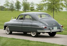 1949 Packard Deluxe Touring Sedan Touring, Antique Cars, Automobile, Antiques, Vehicles, Iron, Passion, Trucks, American