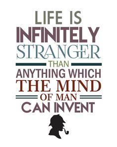 The most memorable quotes from Sherlock Holmes, a book based on a novel. Find important Sherlock Holmes Quotes from the book. Sherlock Holmes Quotes about anything that is impossible. Sherlock Holmes Quotes, Sherlock Poster, Sherlock John, Funny Sherlock, Sherlock Moriarty, Sherlock Season, Canvas Quotes, Art Prints Quotes, Art Quotes