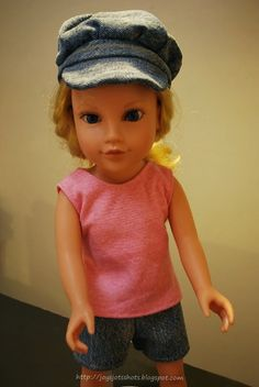 "Joy's Jots, Shots & Whatnots: Variety of 18"" Doll Clothes from FREE Patterns!"