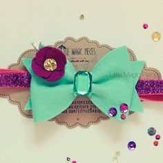 Dovile @littlemagicpieces Mint & Orchid...Instagram photo | Websta (Webstagram)