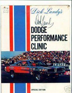 Dick Landy Dodge performance clinic.