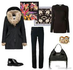 Зимний стиль по Кибби SD