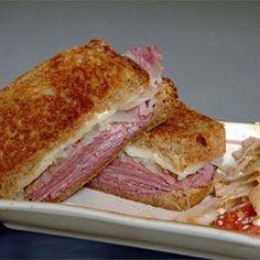 Reuben Sandwich I - Allrecipes.com