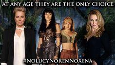#XenaRevival #OriginalCast #NoLucyNoRenNoXena Bring back Xena Warrior Princess!!