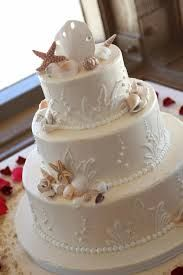 beach weddings cakes - Buscar con Google