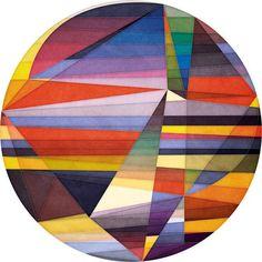 Circles 2 by Anai Greog - http://designyoutrust.com/2014/08/circles-2-by-anai-greog/