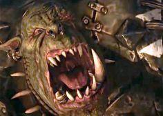 Кровожадного вождя зеленокожих показали в новом эпичном ролике к игре Total War: Warhammer