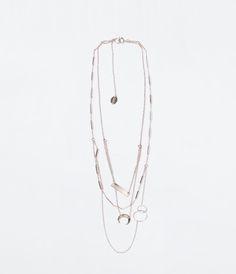Imagem 1 de COLAR LIMITED EDITION da Zara