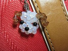 How to make a Doggie Head with Beads