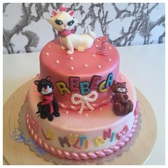 The Aristocats cake - cake by Felis Toporascu