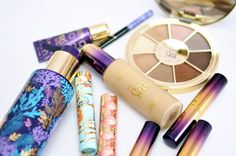 FIRST IMPRESSIONS: Tarte Rainforest of the Sea Collection Makeup and Skincare  beauty beauty reviews eyeliner eyes eyeshadow face highlighter lip balm lips lipstick skincare tarte
