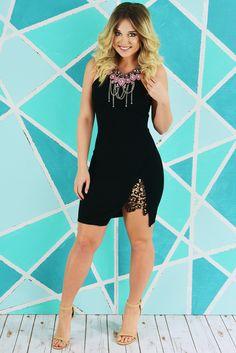 I'll Be The One Dress: Black #shophopes
