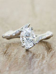 Our Favorite Engagement Rings by Ken & Dana Design