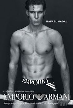 Rafael Nadal. Gotta LOVE my Spanish men