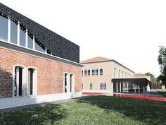 University Island - Follow up! University campus project