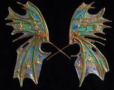 Fairy Wings for BJD or other dolls by SeelieCourt on Etsy