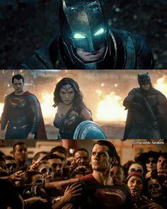Dawn Of Justice, Dc Universe, Superman, Movie Posters, Movies, Art, Comics, Dark, Art Background