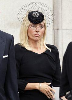 Princess Marie-Chantal of Greece  | The Royal Hats Blog
