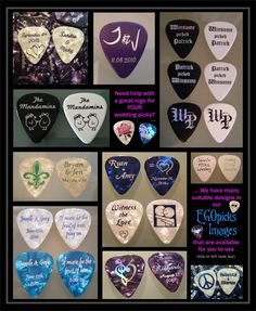 Hey!  These guys will make custom picks... they have stars AND hot pink... I have no idea about pricing but they say they specialize in small quantities...