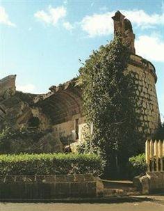 Para finalizar con Santa Cruz de Tenerife publicamos la Torre de San Andrés.