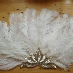 Burlesque Feather Fans by Talulah Blue