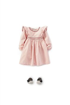 Baby Girl's New In Clothes - Country Road Online - Embroidered Dress - Country Road