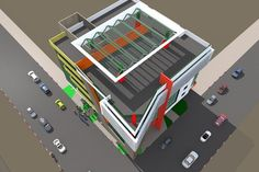 Office building Proposal...Bata-Guinnee equatorail