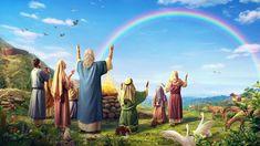 #Dumnezeu #bible_versuri #Sfanta_Biblie #rugăciune #creştin #Evanghelie #credinţă #Iisus_Hristos Films Chrétiens, Christian Pictures, Biblical Art, Praise God, Bible Stories, Knowing God, Bible Art, The Covenant, Thank God