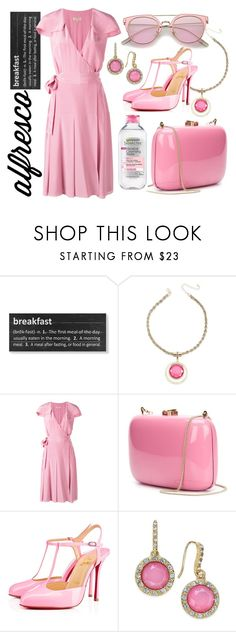 """Alfresco Breakfast"" by lullulu ❤ liked on Polyvore featuring WALL, INC International Concepts, Burberry, Rocio and PAM"