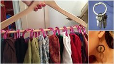 6 Creative Ways to Reuse Shower Rings!