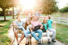 Documentary family photography. Silly family moments in New Albany, Ohio.