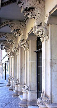 Barcelona - Pg. St. Joan 045 e | Flickr - Photo Sharing!