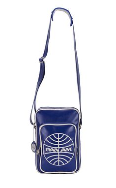 Cats Like Us Pan Am Messenger #panam #flight Bag (It's Back!!)
