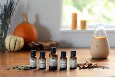 Pumpkin Spice Oil Blend to Mix together. Add few drops to diffuser or Nebulizer Pumpkin Spice Oil Blend to Mix together. Add few drops to diffuser or Nebulizer Cardamom Essential Oil, Cinnamon Essential Oil, Organic Essential Oils, Essential Oil Uses, Homemade Reed Diffuser, Diffuser Recipes, Essential Oil Diffuser Blends, Pumpkin Spice
