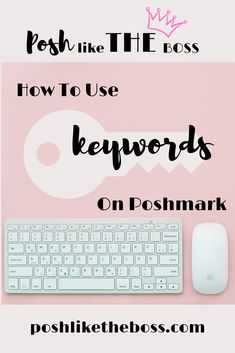 Search engine optimization is becoming increasingly more important to get your listings seen for maximum sales. Do you know how to use keywords on Poshmark? Online Sales, Selling Online, Selling On Ebay, Sell Your Stuff, Things To Sell, Web Design Quotes, Selling On Poshmark, How To Sell On Poshmark, Search Engine Optimization