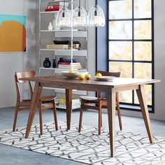 Versa Dining Table | west elm $320 60""
