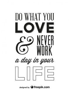 Motivational Retro Wisdom Typography Poster