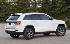 Preview:  2013 Jeep Grand Cherokee TrailHawk Edition