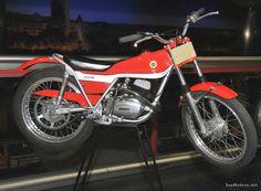 Bultaco Chispa - año 1974