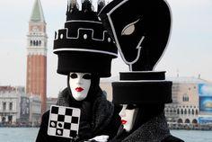 Night Venice Carnival Masks | Venice Carnival | Venice Walks and Tours