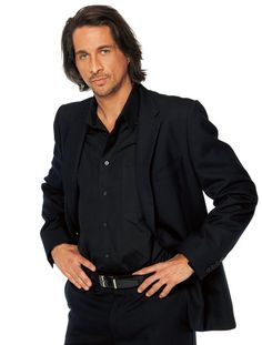 "the actor who was on One Life to Live and now General Hospital John McBain played by ""Michael Easton"""