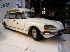 Citroën DS 23 Ambulance 1973