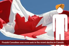 Punjabi Canadians won more seats in the recent election in Canada