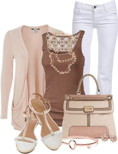 """""""Rose Gold"""" by jewhite76 ❤ liked on Polyvore"""