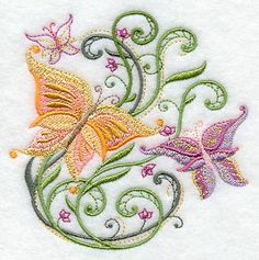 Machine Embroidery Designs at Embroidery Library! - Color Change - D4163