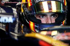 """Sainz: """"Nuestro objetivo mañana ser mejorar la posición de partida""""  #F1 #Formula1 #AusGP"""